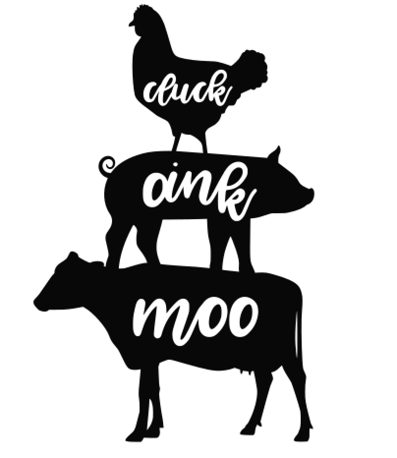 15 Cluck Oink Moo