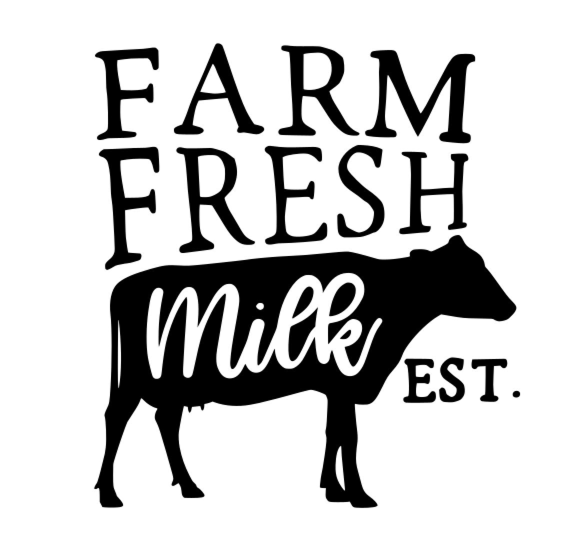 20 Farm fresh milk