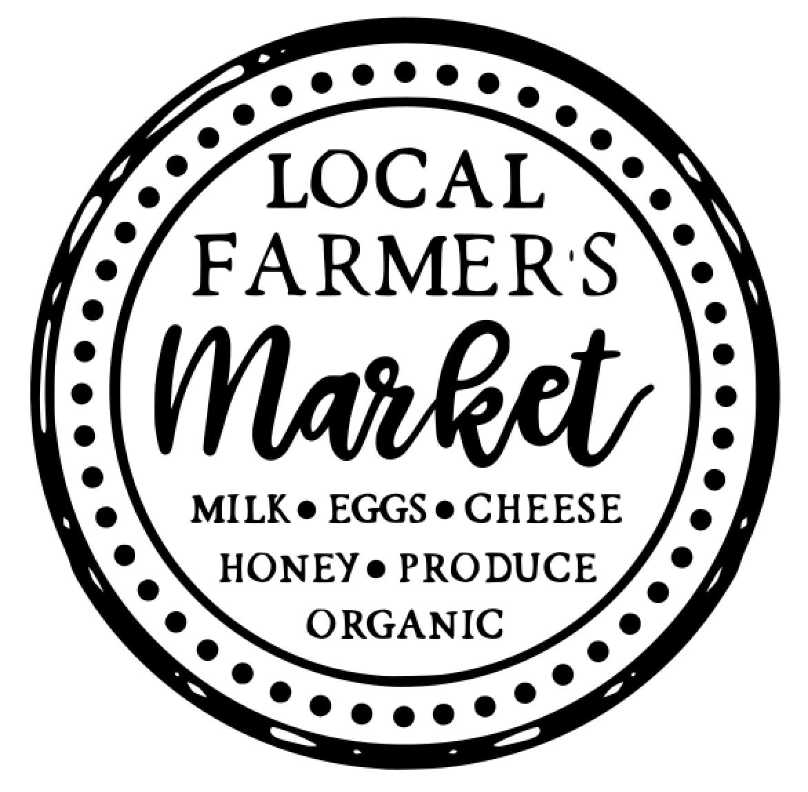 23 Local farmers market