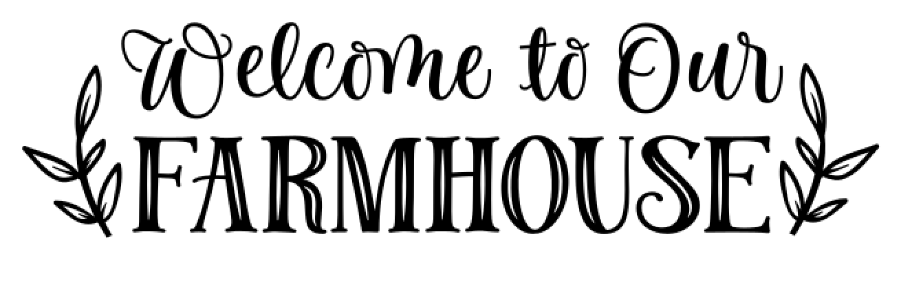 49 Welcome to our farmhouse