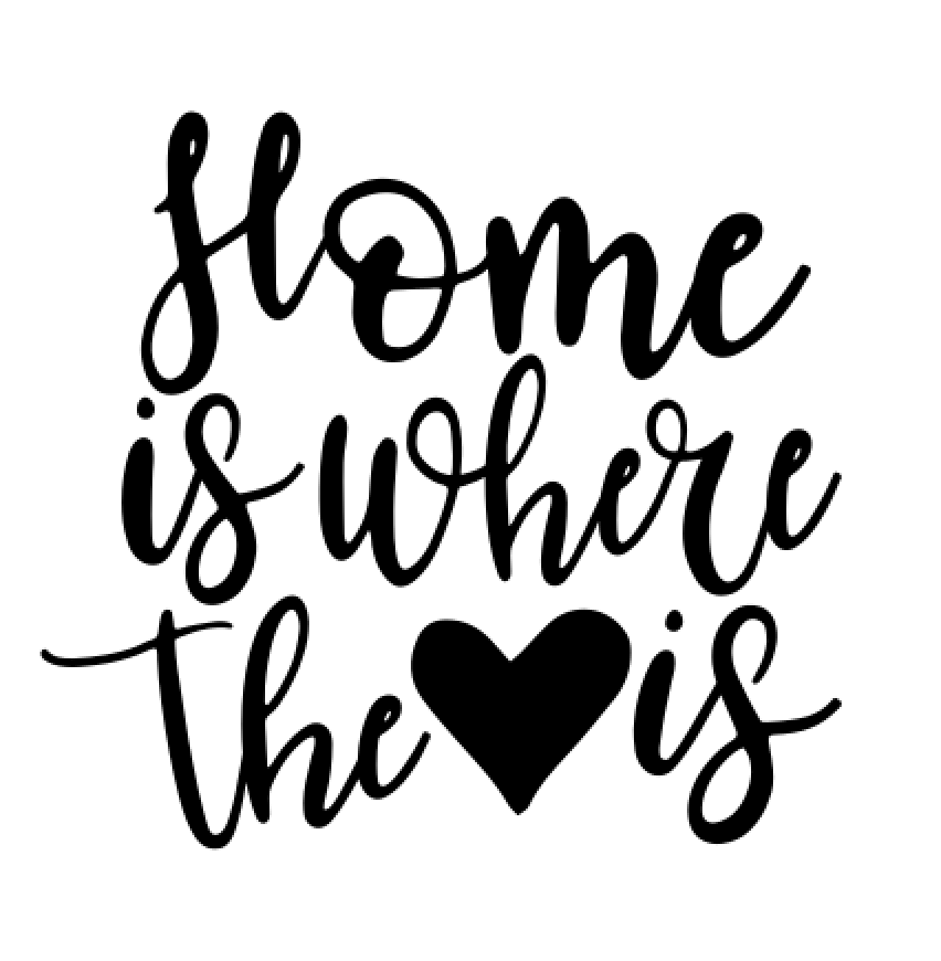 5 Home is where the heart is