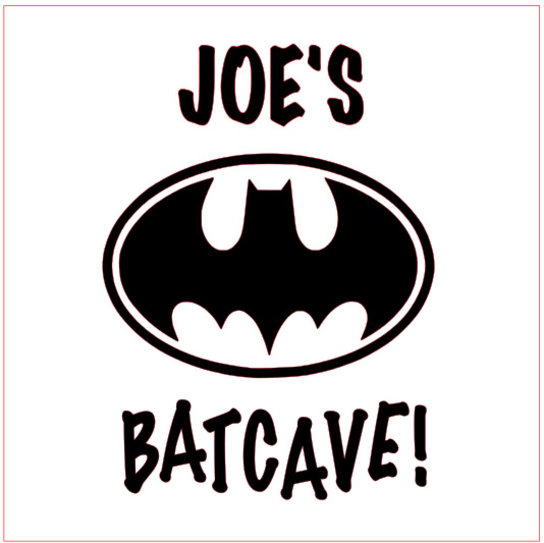 28 Batcave