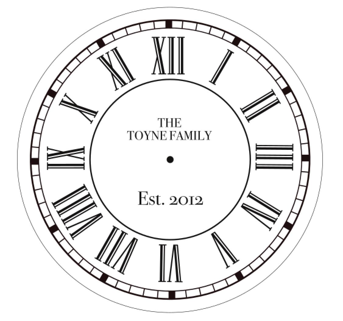 Clock Design 6