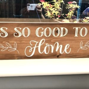 Small Long Solid Plank (Pine) 80cm x 20cm - £30