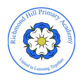 Richmond Hill Primary Academy Saturday December 4th 10-1